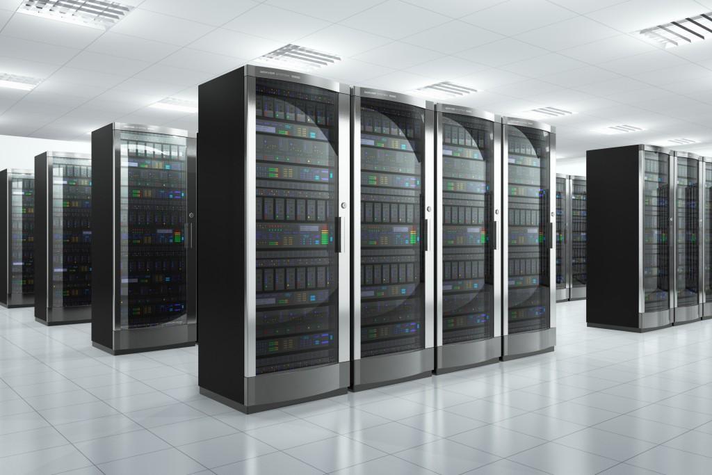 طراحی و اجرای اتاق سرور